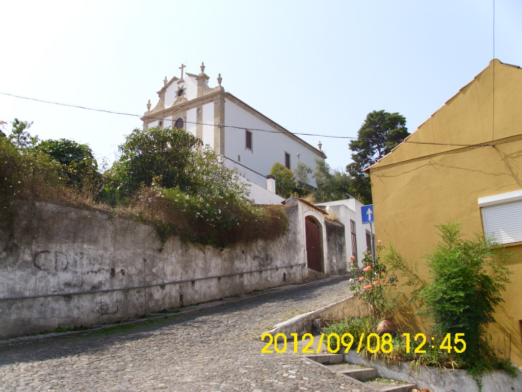 Miranda Do Corvo Church