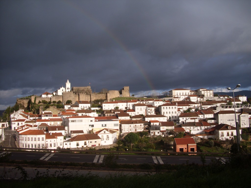 Penela, somewhere under the rainbow