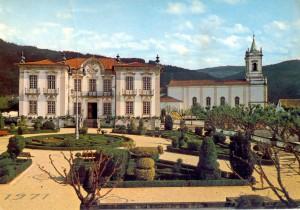 Lousã - Câmara Municipal e Igreja Matriz (p)